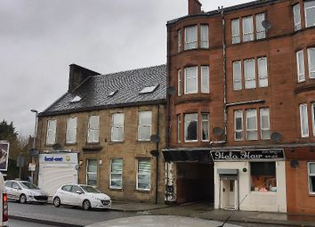 Thumbnail 2 bed flat to rent in St James Street, Paisley, Renfrewshire