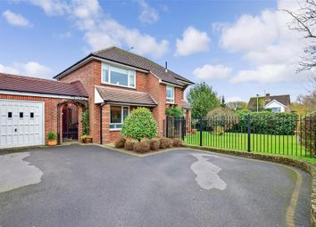 Thumbnail 3 bed detached house for sale in Pulens Lane, Petersfield, Hampshire