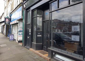Thumbnail Commercial property to let in Lea Bridge Road, London