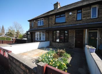 Thumbnail 3 bed terraced house to rent in Bronte Old Road, Thornton, Bradford