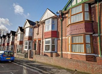 3 bed terraced house for sale in West Grove Road, St. Leonards, Exeter EX2