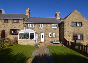 Thumbnail 2 bedroom terraced house for sale in Coquet View, Shilbottle, Northumberland