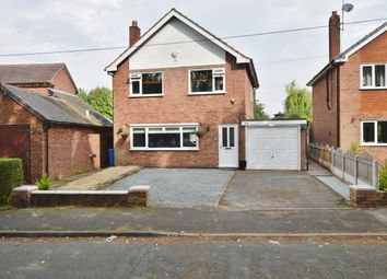 Thumbnail 3 bed detached house for sale in Queens Road, Calf Heath, Wolverhampton