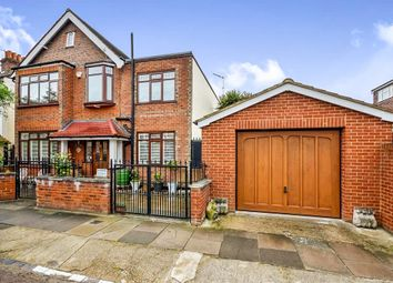 Thumbnail 4 bed detached house for sale in Elm Road, London