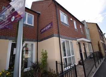 Thumbnail 3 bed mews house to rent in Wood Street, Branston, Burton Upon Trent