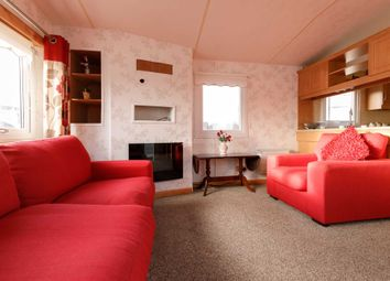 Thumbnail 2 bed mobile/park home for sale in Walton Avenue, Felixstowe