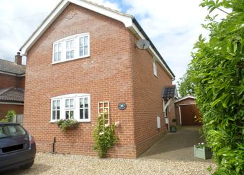 Thumbnail 3 bedroom property for sale in The Street, Chillesford, Woodbridge