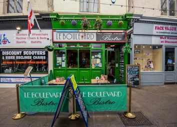 Thumbnail Commercial property to let in Le Boulevard Restaurant, 18 Cambridge Arcade, Southport, Merseyside