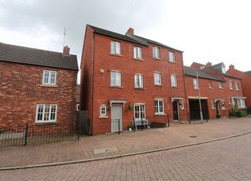 Thumbnail 4 bedroom town house for sale in 30, Ryder Drive, Muxton, Shropshire