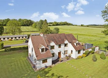 Thumbnail Detached house for sale in Coberley Road, Coberley, Cheltenham
