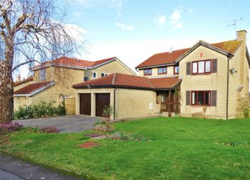 Thumbnail 4 bed detached house for sale in Home Farm Way, Easter Compton, Bristol
