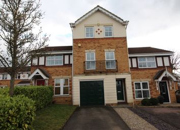 Thumbnail 4 bed town house for sale in Byemead, Bristol