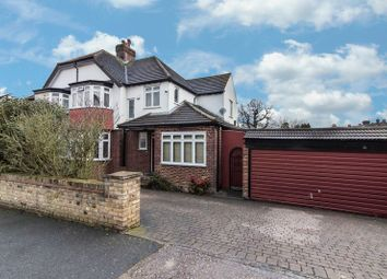 Thumbnail 4 bed semi-detached house for sale in Henrys Avenue, Woodford Green