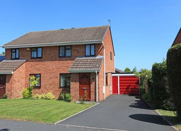 Thumbnail 3 bed semi-detached house for sale in Speedwell Ridge, Telford