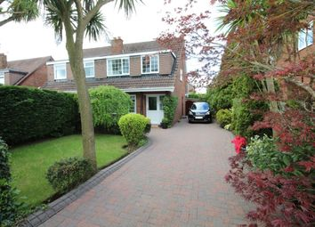 Thumbnail 3 bedroom semi-detached house for sale in Knights Avenue, Carrickfergus