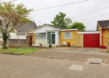 Thumbnail 1 bed semi-detached bungalow for sale in Berg Avenue, Canvey Island