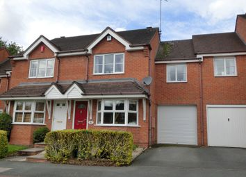Thumbnail 3 bed semi-detached house for sale in Aldershaws, Dickens Heath, Solihull