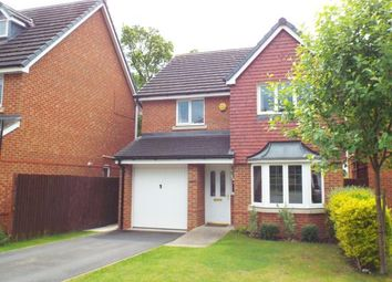 Thumbnail 4 bed detached house for sale in Lochleven Road, Crewe, Cheshire