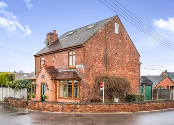 Thumbnail 4 bed detached house for sale in School Lane, Stafford