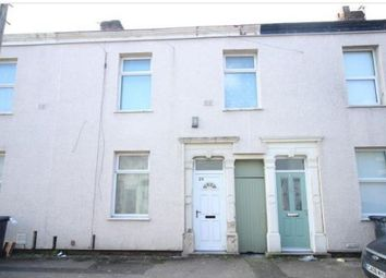 Thumbnail 3 bed terraced house for sale in Calverley Street, Preston