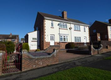 Thumbnail 2 bedroom semi-detached house for sale in Gillas Lane, Houghton Le Spring