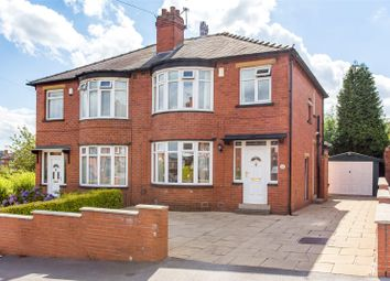 Thumbnail 3 bed semi-detached house for sale in Montagu Gardens, Leeds, West Yorkshire