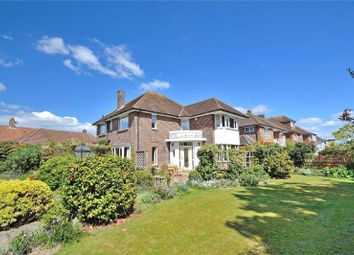Thumbnail 4 bed detached house for sale in Ilex Way, Goring By Sea, Worthing