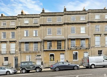 Thumbnail 4 bedroom terraced house for sale in Raby Place, Bathwick, Bath