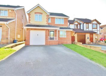 Thumbnail 4 bed detached house for sale in Moorland View, Wath-Upon-Dearne, Rotherham