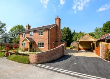 Thumbnail 4 bed detached house for sale in Easton Royal, Pewsey, Wiltshire