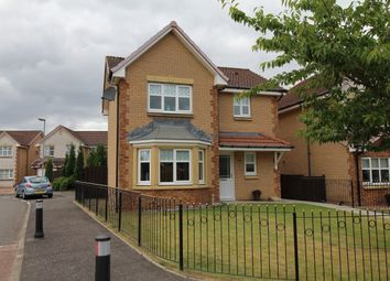 Thumbnail 3 bed detached house for sale in Glencairn Drive, Coatbridge