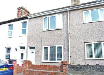 Thumbnail 2 bedroom terraced house for sale in Turner Street, Swindon