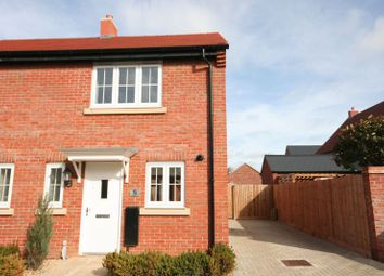 Thumbnail 2 bed semi-detached house to rent in Linen Lane, Buckingham