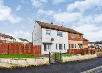 Thumbnail 3 bed semi-detached house for sale in Cairngorm Crescent, Paisley