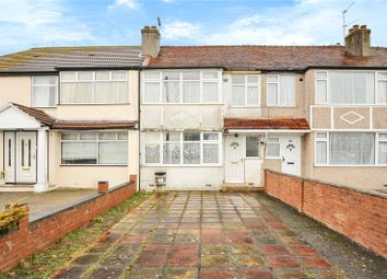 Thumbnail 3 bed terraced house for sale in Midhurst Gardens, Hillingdon, Middlesex