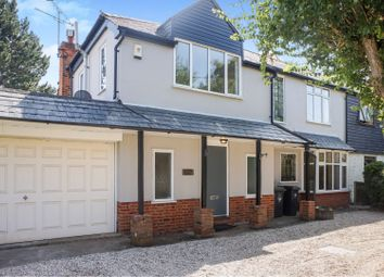 Thumbnail 4 bed semi-detached bungalow for sale in Takeley, Bishops Stortford