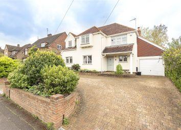 Thumbnail 5 bed detached house for sale in Grasmere Avenue, Harpenden, Hertfordshire