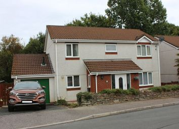 Thumbnail 4 bed detached house for sale in Penhaligon Way, St. Austell