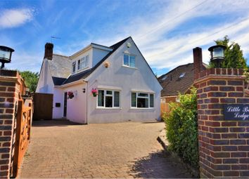 Thumbnail 4 bed detached house for sale in Fagnall Lane, Amersham