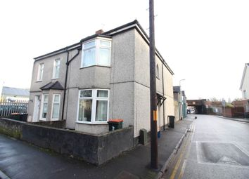 Thumbnail 3 bed end terrace house to rent in Crawford Street, Newport, Gwent