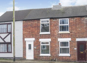 2 bed terraced house for sale in Old Derby Road, Eastwood, Nottingham NG16