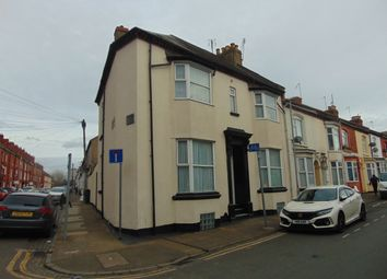 Thumbnail End terrace house for sale in Military Road, Northampton