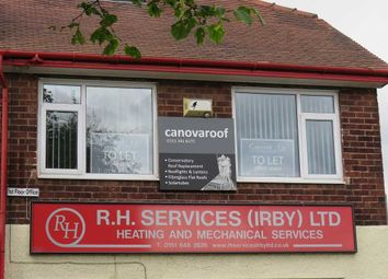 Thumbnail Commercial property to let in Pensby Road, Pensby, Wirral, Pensby