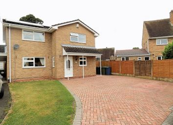 Thumbnail 4 bed detached house for sale in The Pippins, Moss Pit, Stafford