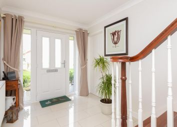 Thumbnail 4 bed detached house for sale in Park Farm Close, Shadoxhurst, Ashford