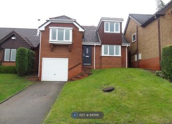 Thumbnail 3 bed detached house to rent in Brades Close, Halesowen