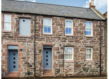 Thumbnail 2 bed terraced house for sale in City Road, Brechin