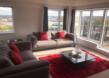 Thumbnail 3 bedroom flat for sale in Concordia Street, Leeds