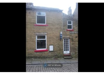 Thumbnail 2 bed terraced house to rent in Brighton Terrace, Todmorden