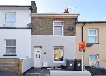 Thumbnail 2 bed terraced house for sale in Woods Place, Dover